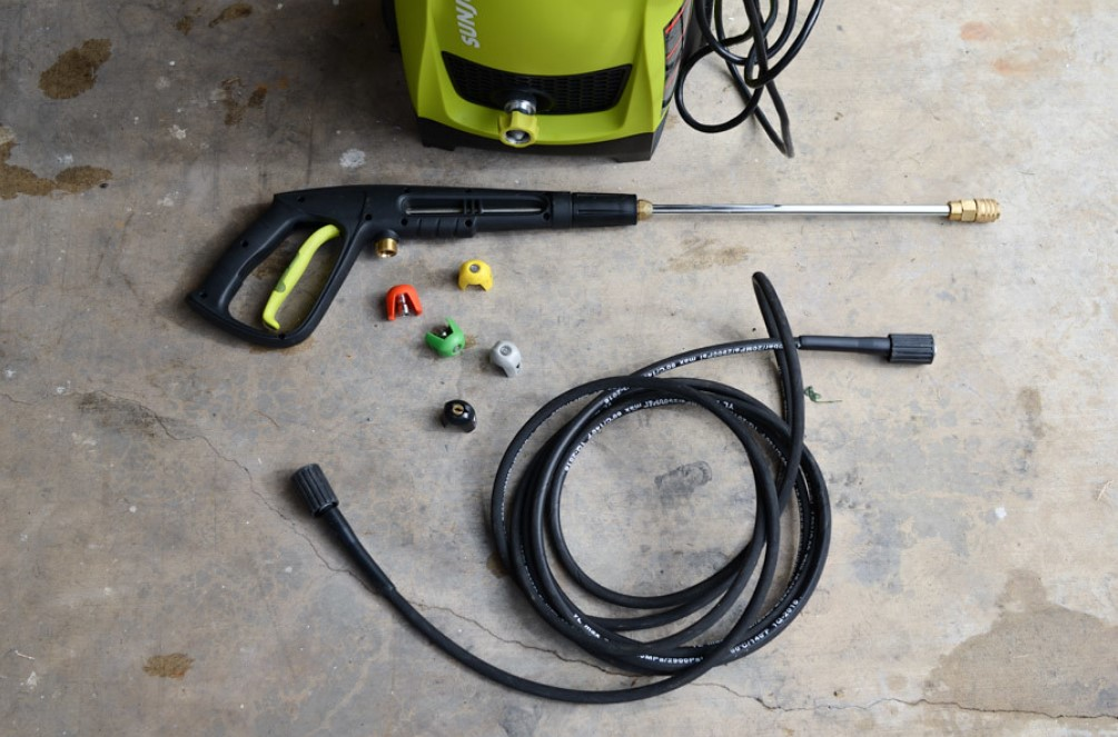 How to Keep Your Pressure Washer in Good Working Condition