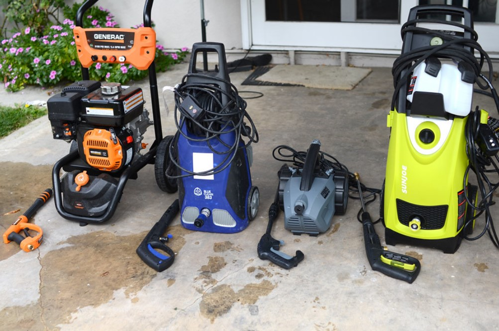 Tips on How to Buy the Right Pressure Washer for Your Needs